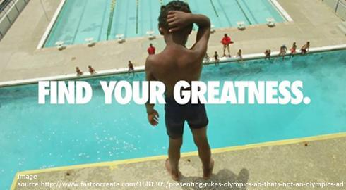 Nos vemos mañana O cortar  A case study on 'Nike's Find Your Greatness' marketing campaign