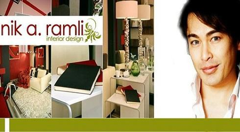 how to adress a letter with malaysian interior designer nik a ramli 22247