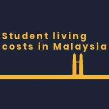 Student living costs in Malaysia