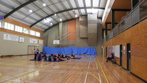 Horowhenua College, Sports Hall