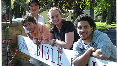 Faith Bible College Students