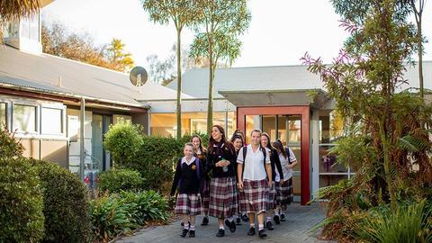 Waitaki Girl's High School